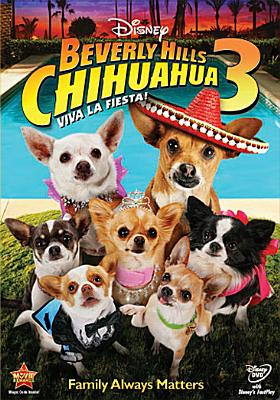 BEVERLY HILLS CHIHUAHUA 3 BY ANNABLE,ODETTE (DVD)