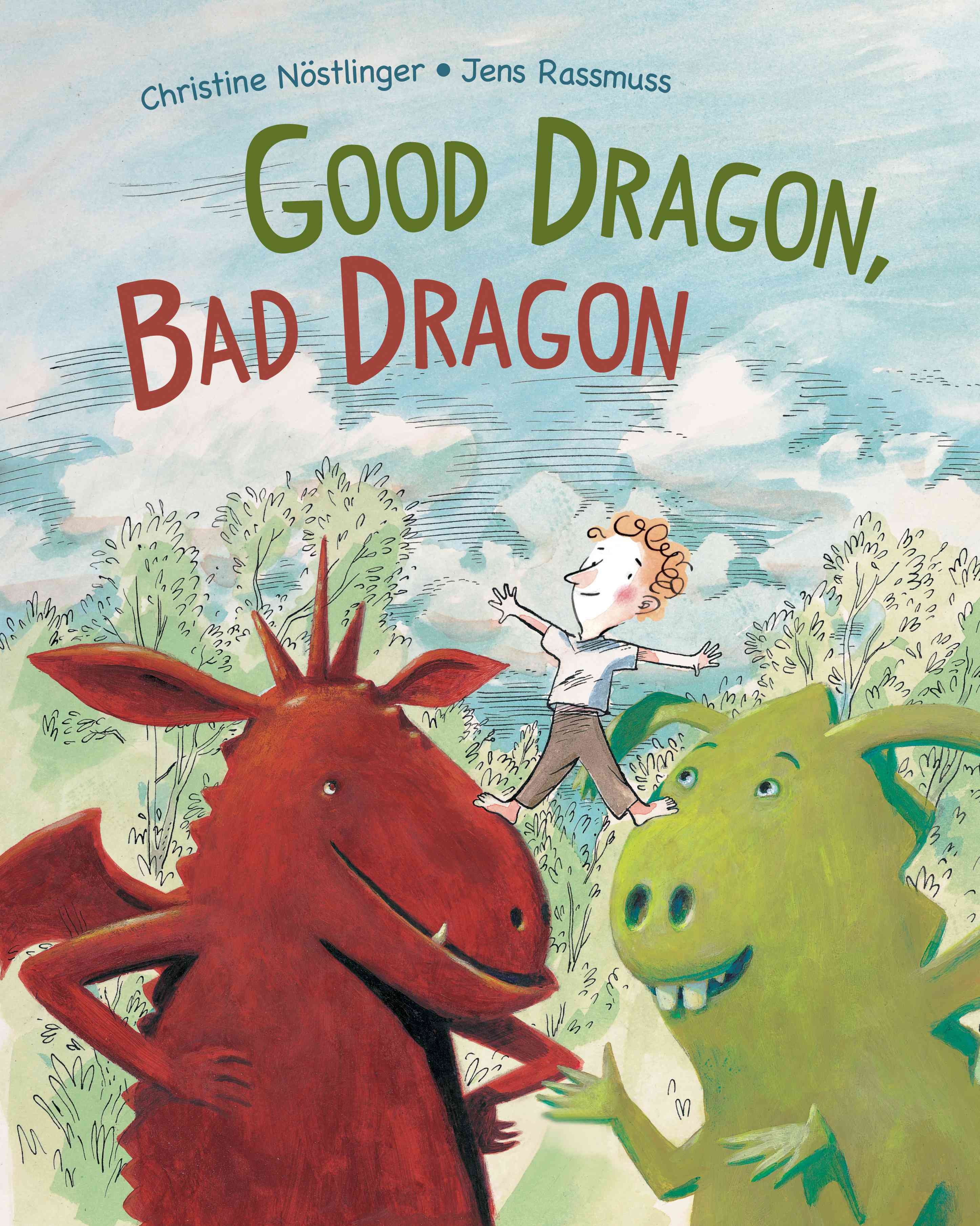 Good Dragon, Bad Dragon By N++stlinger, Christine/ Rassmus, Jens (ILT)